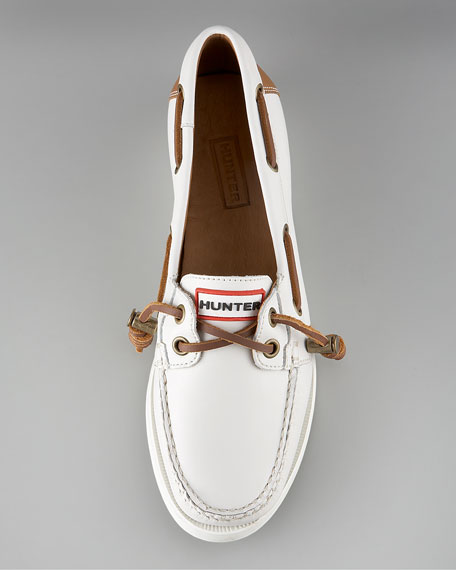 Willemberg Lace-Up Boat Shoe