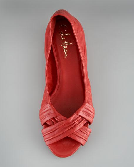 Air Natalie Wedge Ballerina