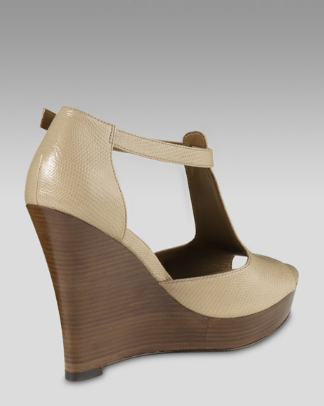 Air Renfrow T-Strap Wedge