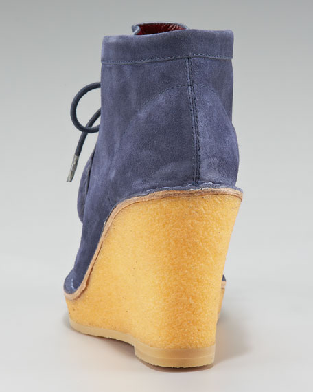 Wedge Ankle Boot