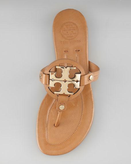 Miller Logo Thong Sandal