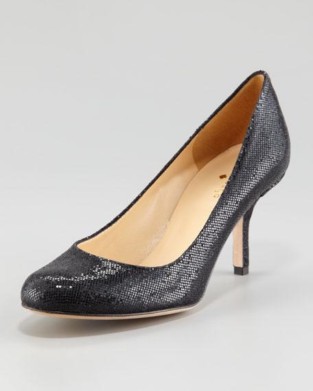 manda starlight mid-heel pump