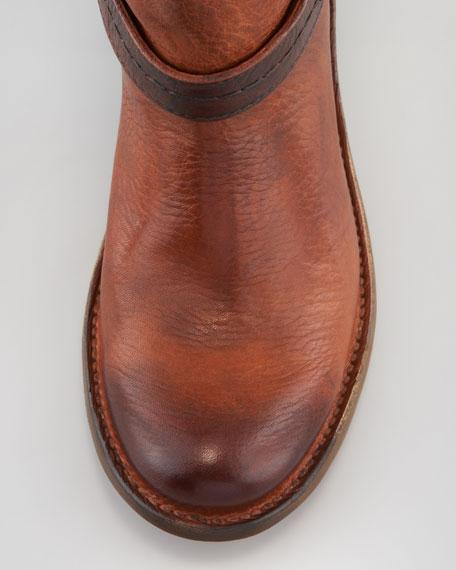 Carmen Three-Strap Boot