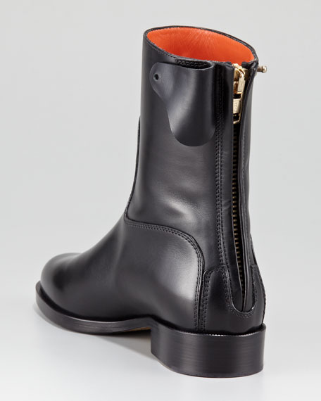 Short Ankle Boot