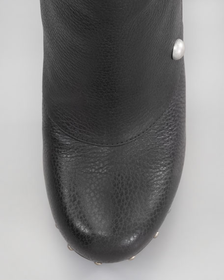 Cosima Tall Clog Boot