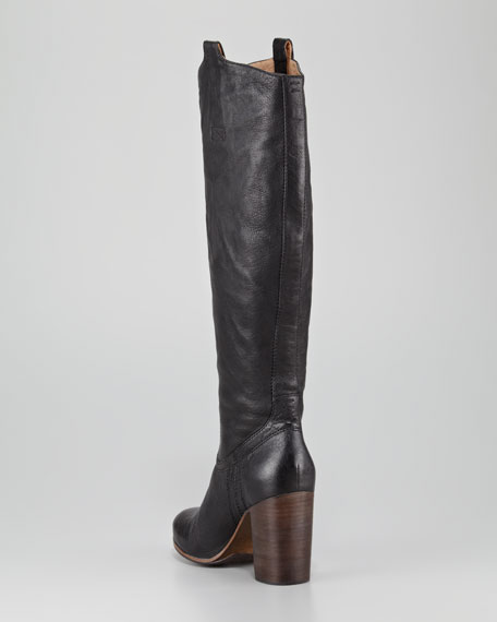 Carson Tabbed Knee Boot