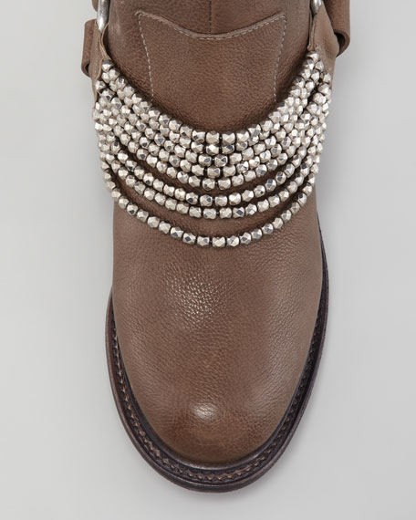 Natasha Jewel-Bracelet Boot