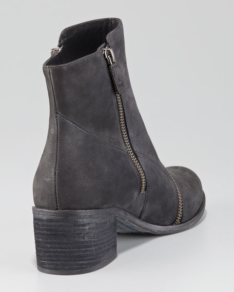 Mate Zip-Around Ankle Bootie