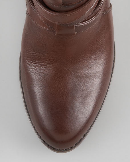 Serita Strappy Knee Boot