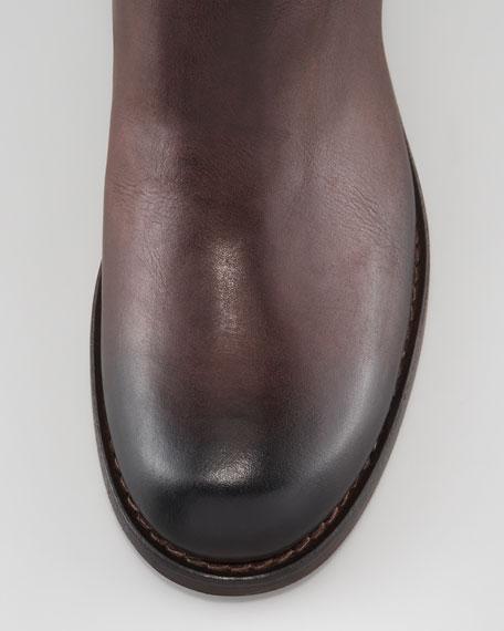 Back-Zip Tall Boot