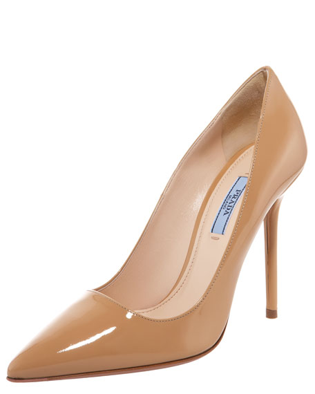 Patent Point-Toe Pump