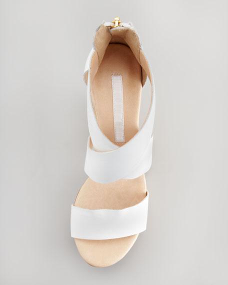 Opalista Crisscross Wedge Sandal