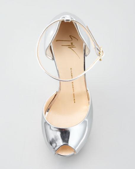 Patent No-Heel Platform d'Orsay