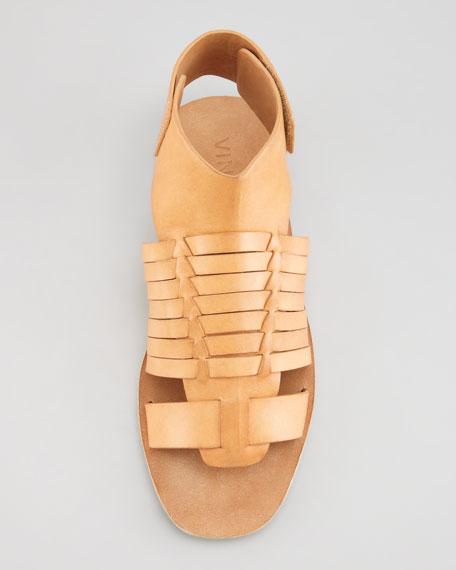 Calista Huarache Thong Slide Sandal