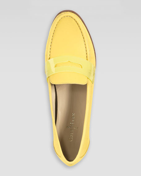 Air Monroe Penny Loafer, Sunlight