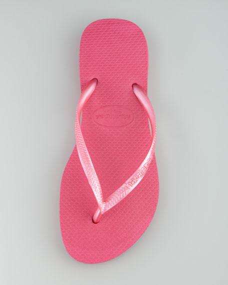Slim Flip-Flop, Fuchsia