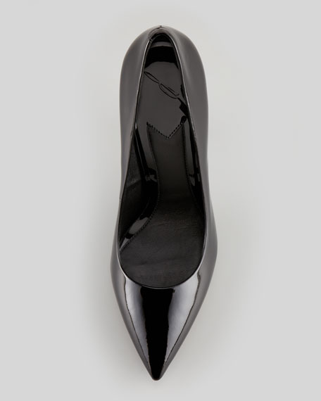 Desire Patent Pointed-Toe Pump