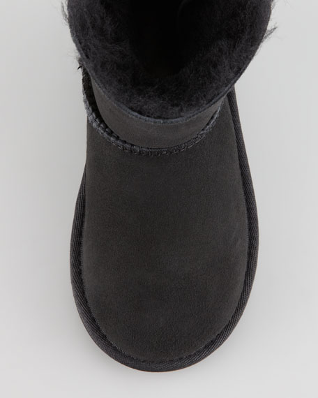 Classic Button Short Boot, Toddler