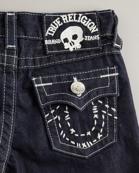 Jack Slim Body Rinse Jeans