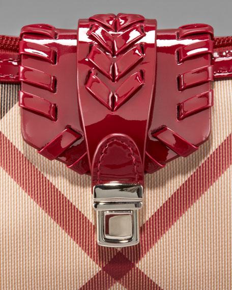 Ribbon Check Crossbody
