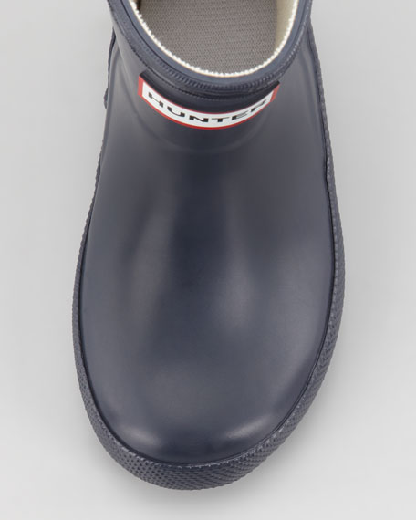 Kids First Wellie Boot, Navy