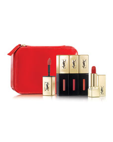 Saint Laurent NM Exclusive Glossy Stain Set
