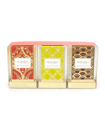 Petite Scented Candle Gift Set