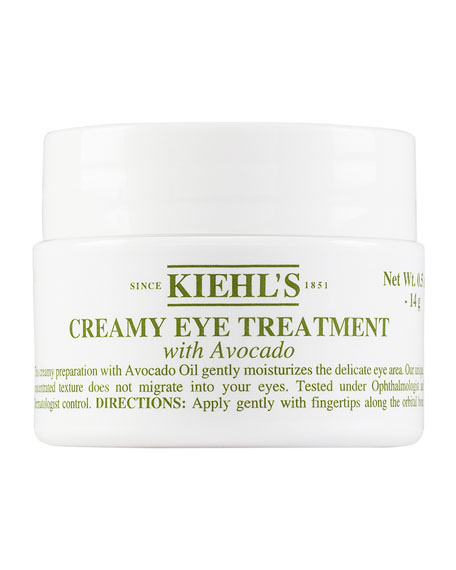 Creamy Eye Treatment with Avocado, 0.5 oz