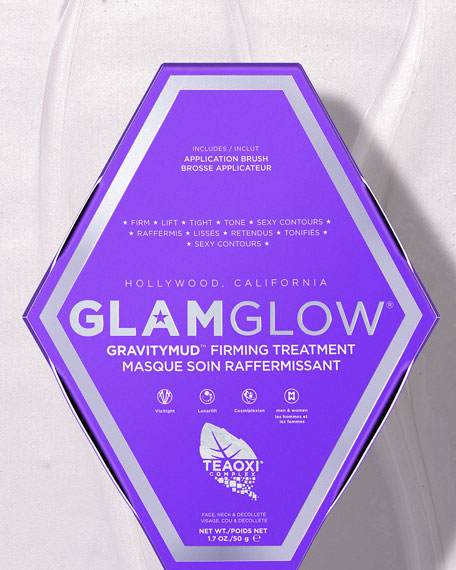 Glamglow GRAVITYMUD Firming Treatment, 1.7 oz./ 50 g