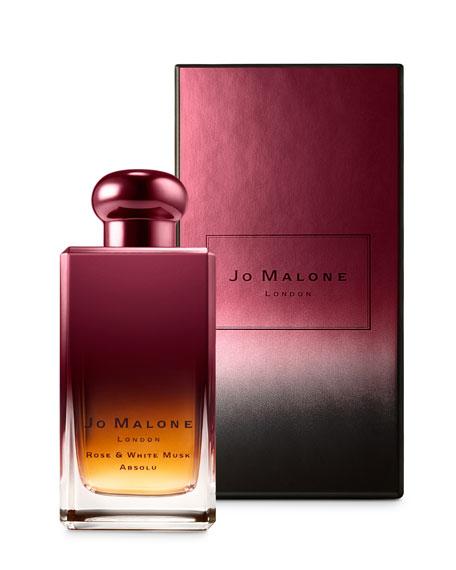 Jo Malone London Rose & White Musk Absolu, 3.4 oz./ 100 mL