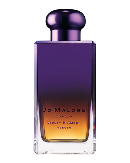 Jo Malone London Exclusive Violet & Amber Absolu, 3.4 oz./ 100 mL