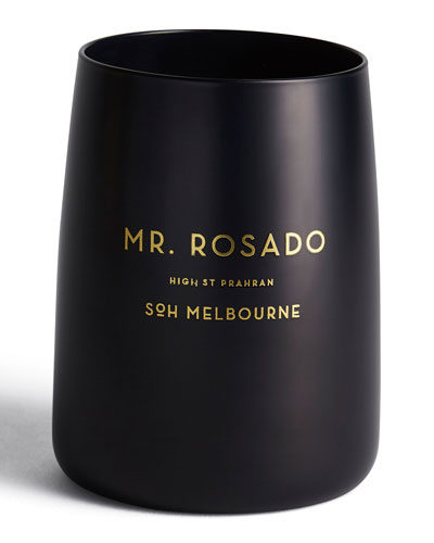 Mr. Rosado Candle  12.3 oz./ 350 g