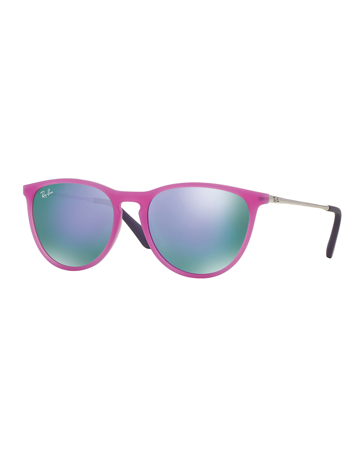 59d75eced88fa Ray-Ban Junior Junior Mirrored Wayfarer® Sunglasses