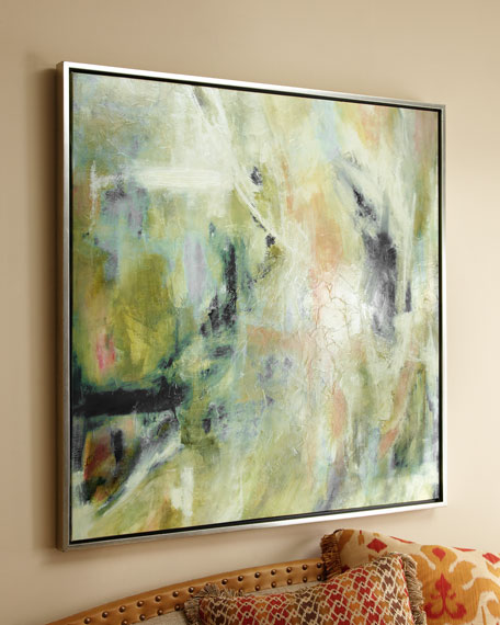 """Blush"" Giclee on Canvas Wall Art"