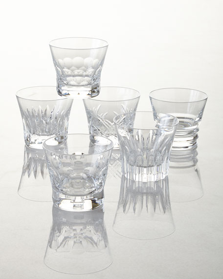 Baccarat Everyday Baccarat Assorted Tumblers