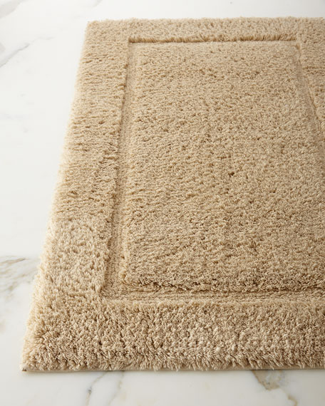 Matouk Marcus Collection Luxury Bath Rug, 21