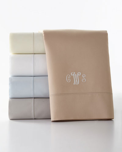 King Marcus Collection 400TC Solid Sheet Set