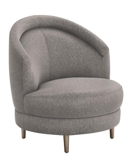 Interlude Home Capri Swivel Chair