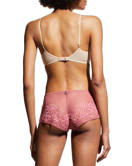 Flora Lace Hipster Briefs