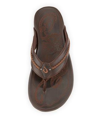 db90bb2c29320 Men's Designer Sandals & Flip Flops at Neiman Marcus
