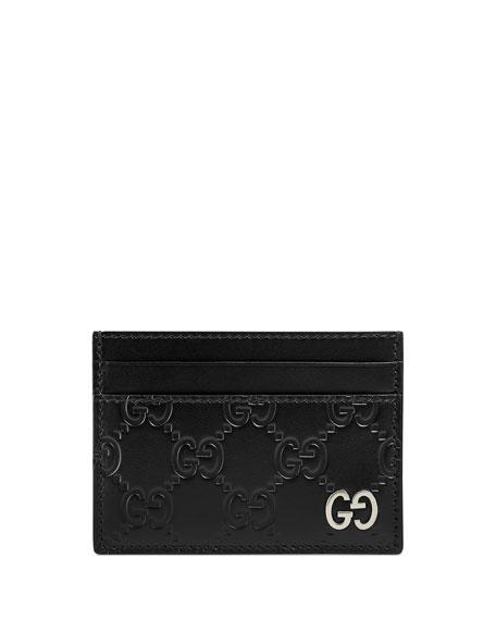 Gucci Gucci Signature Card Case