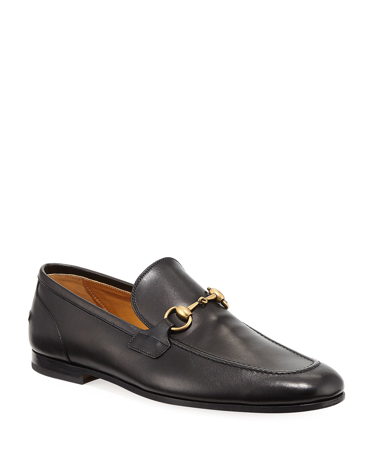 01fecffd0 Gucci Gucci Jordaan Leather Loafer   Neiman Marcus