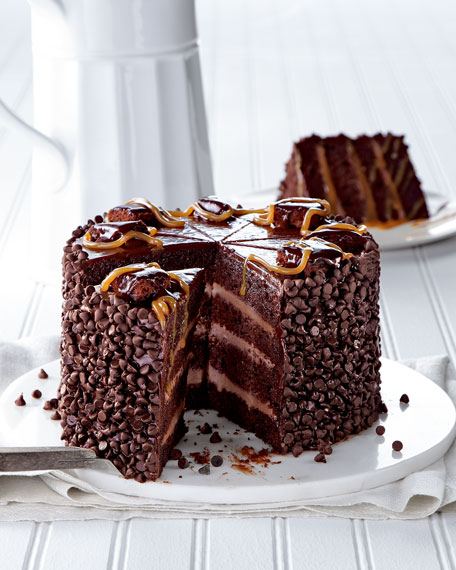 Annie Pie's Bakery Chocolate Seduction Cake
