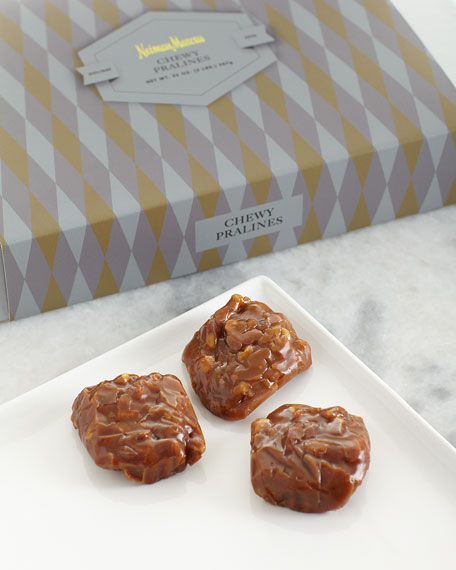 Neiman Marcus Chewy Pralines, Butter Cookies, and Glazed