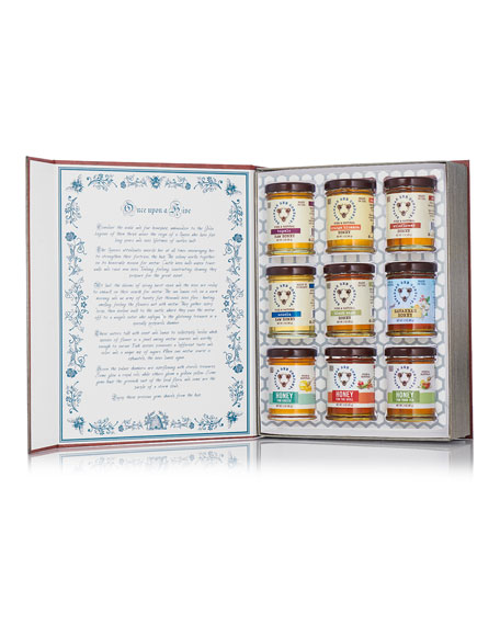 """Once Upon a Hive"" Honey Fairy Tale Sampler"