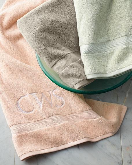 Charisma Bath Towels Seafoam: Charisma Classic Towels