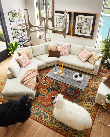 Exquisite Rugs Gracelyn Rug, 6' x 9'