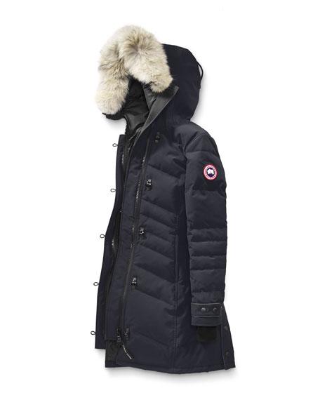 Canada Goose Lorette Fur-Hood Down Parka