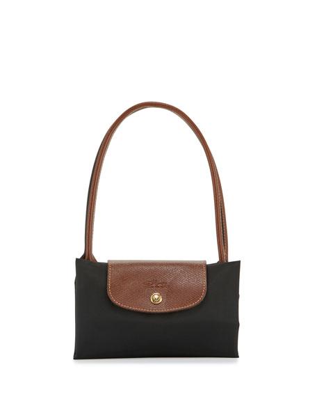 Le Pliage Medium Monogram Shoulder Tote Bag