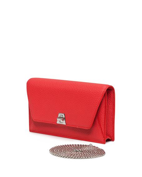 Anouk Clutch Bag w/Chain